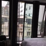 Designový apartmán - Výhled z pokoje