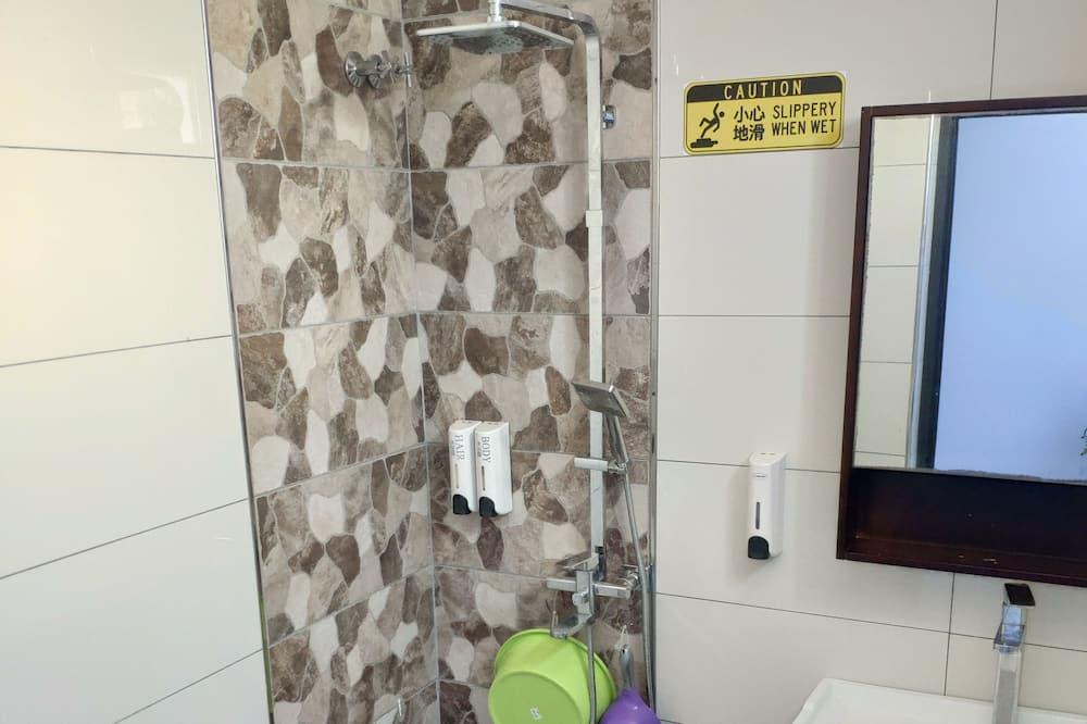 Single Room, 1 Large Twin Bed - Bathroom