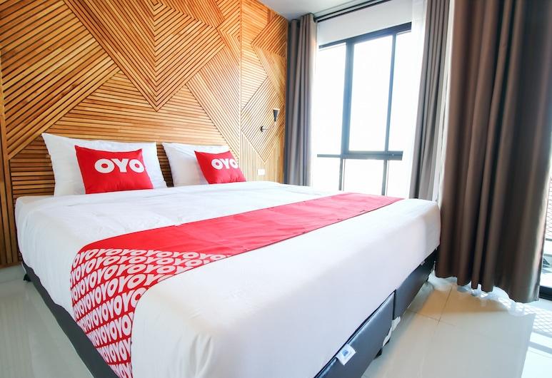 OYO 478 The Diamond 24 Minburi, Bangkok, Deluxe-Doppelzimmer, Zimmer