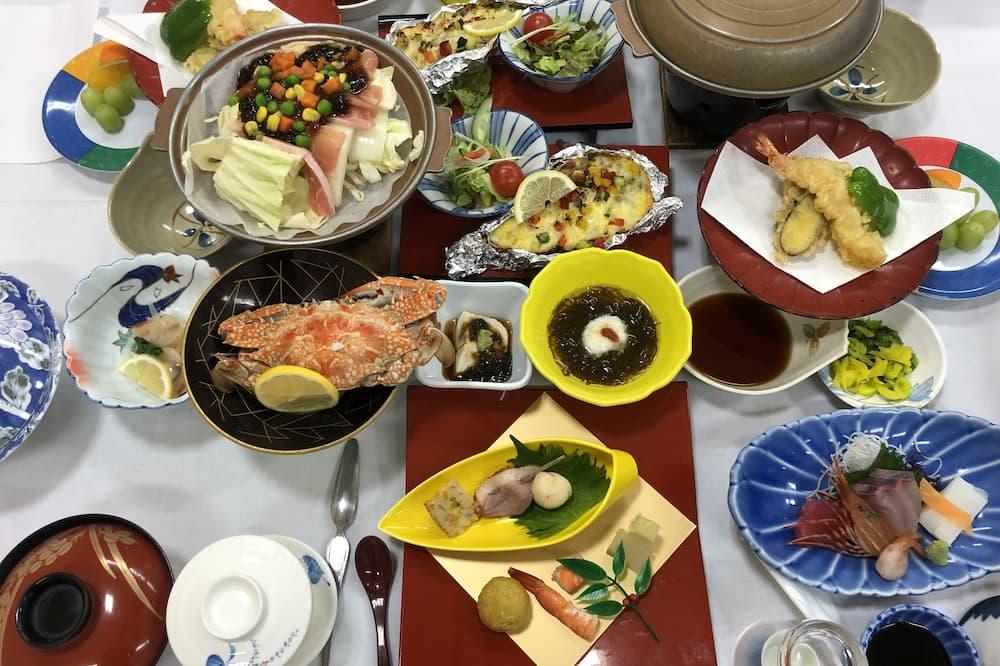 Quarto Quádruplo Tradicional (Japanese Style) - Refeições em ryokan