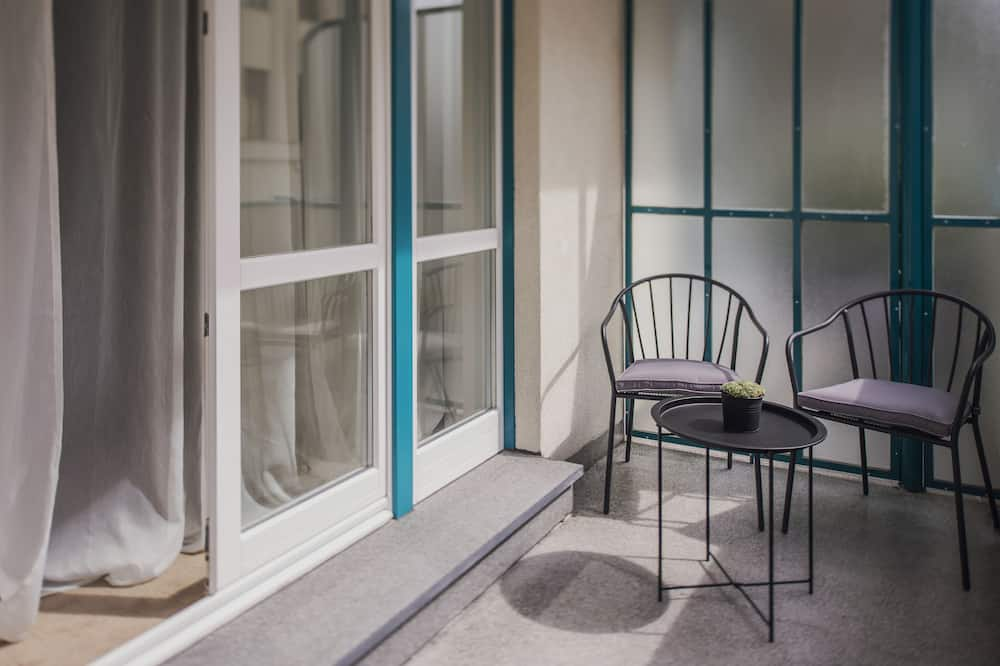 Chambre Deluxe, 1 grand lit - Balcon