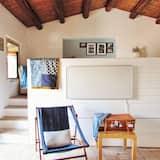 Deluxe Studio Suite, Balcony (Suite il Balcone) - Living Area