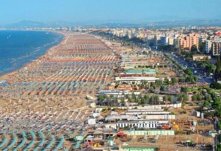 Hotel Giumer, Rimini, Plage