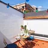 Appartement, plusieurs lits - Terrasse/Patio