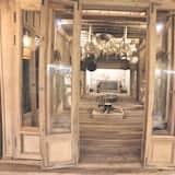 Design Double Room, Balcony - Living Area