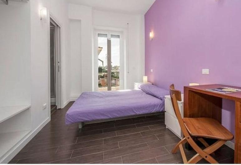 床與木偶酒店, 羅馬, 雙人房, 露台 (Burattini), 客房