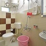 Habitación ejecutiva doble, 1 cama doble, vistas a la ciudad - Cuarto de baño