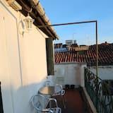 Superior-Doppel- oder -Zweibettzimmer, Balkon - Balkon