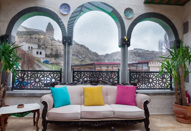 Grand Elite Cave Suites, Nevsehir, Terrace/Patio