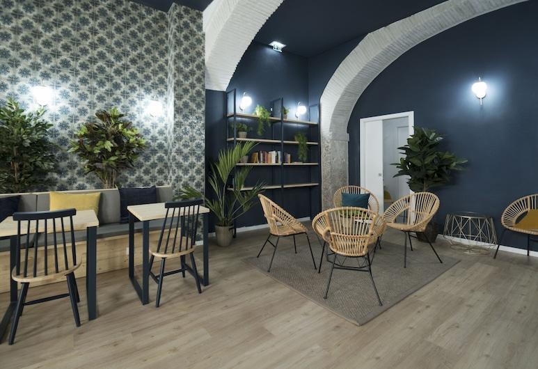 Rodamon Lisboa Hostel, Lisboa, Lounge do Lobby