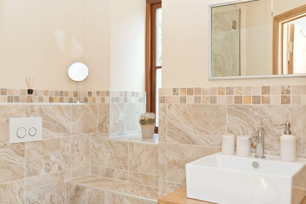 Luxury Double Room, Ensuite - Bathroom