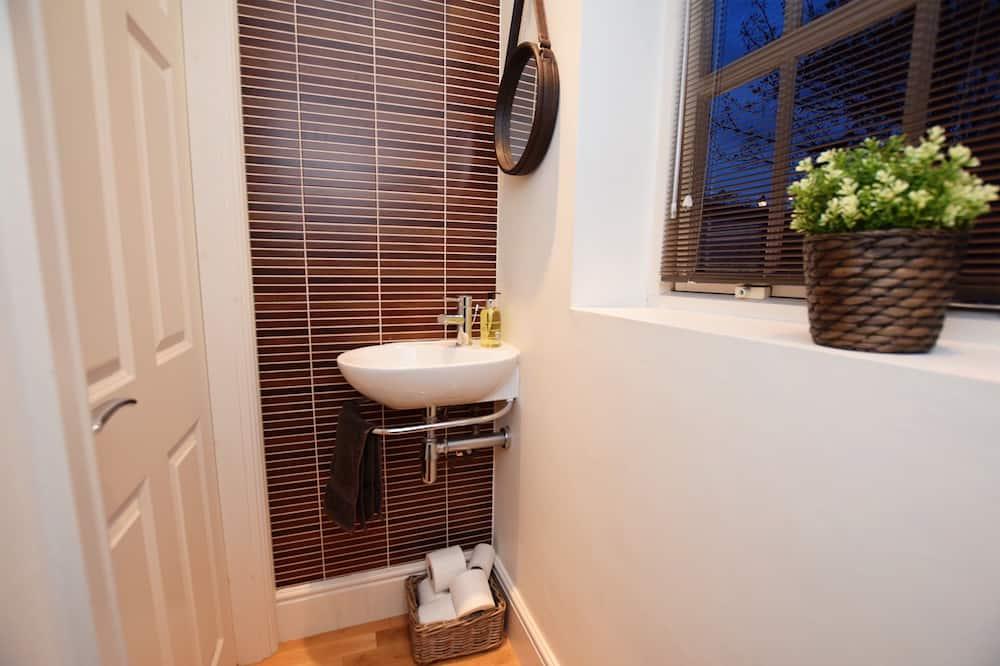 Luxury-Haus, eigenes Bad - Badezimmer