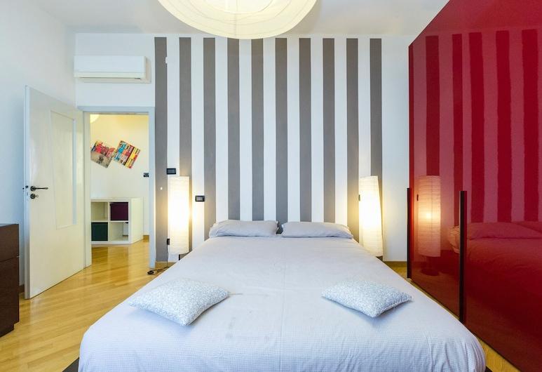 Family.3 Apartments, Bolonia, Departamento, 2 habitaciones, vista a la ciudad, Habitación