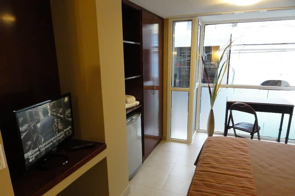 標準開放式客房, 1 張加大雙人床 - 客房
