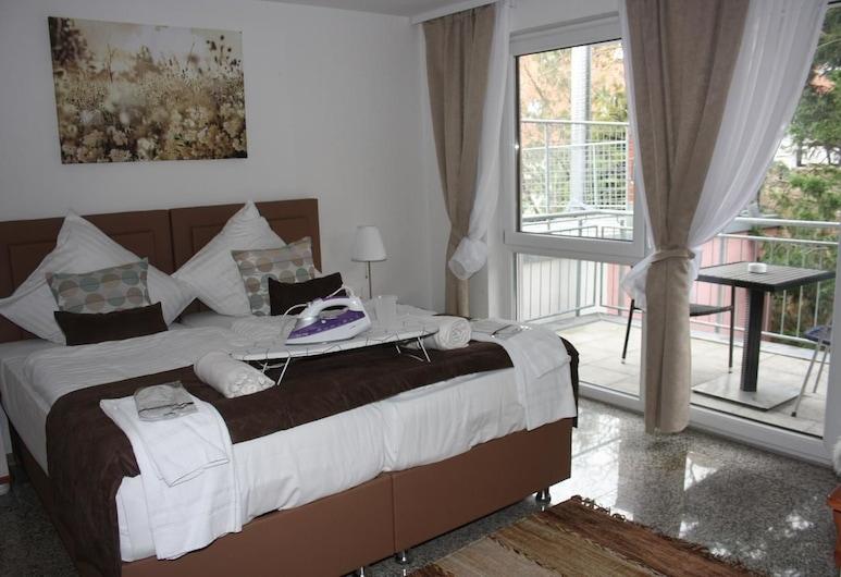 Hotel Wettbachplatz, Sindelfingen, Habitación doble, Habitación