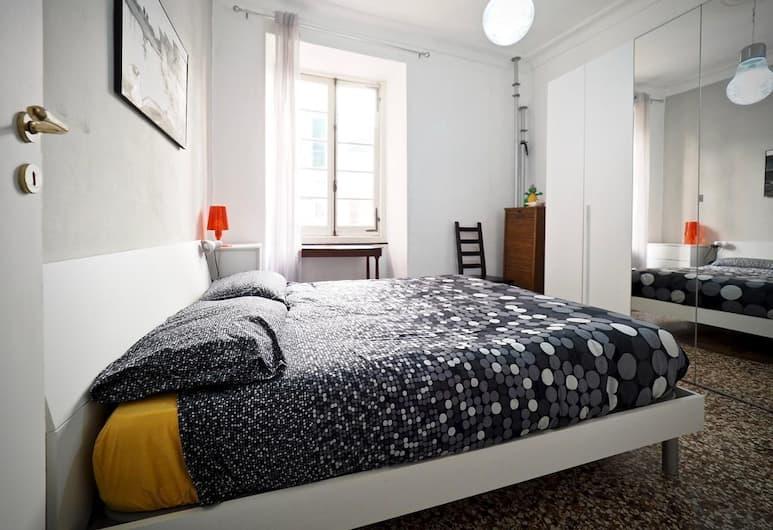 Comoda Casa degli Indoratori, Genova, Appartement, 2 slaapkamers, Kamer