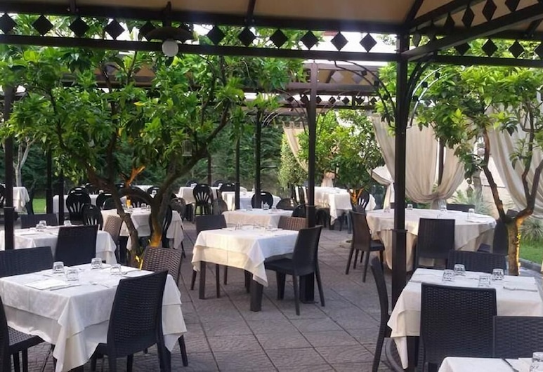 Casa Rossi, Pomigliano D'arco, Terassi/patio