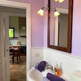 Comfort házikó, nemdohányzó, Mezzanin (Lavanda) - Fürdőszoba