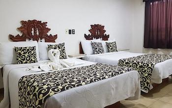 Nuotrauka: Hotel Arbis, Puebla
