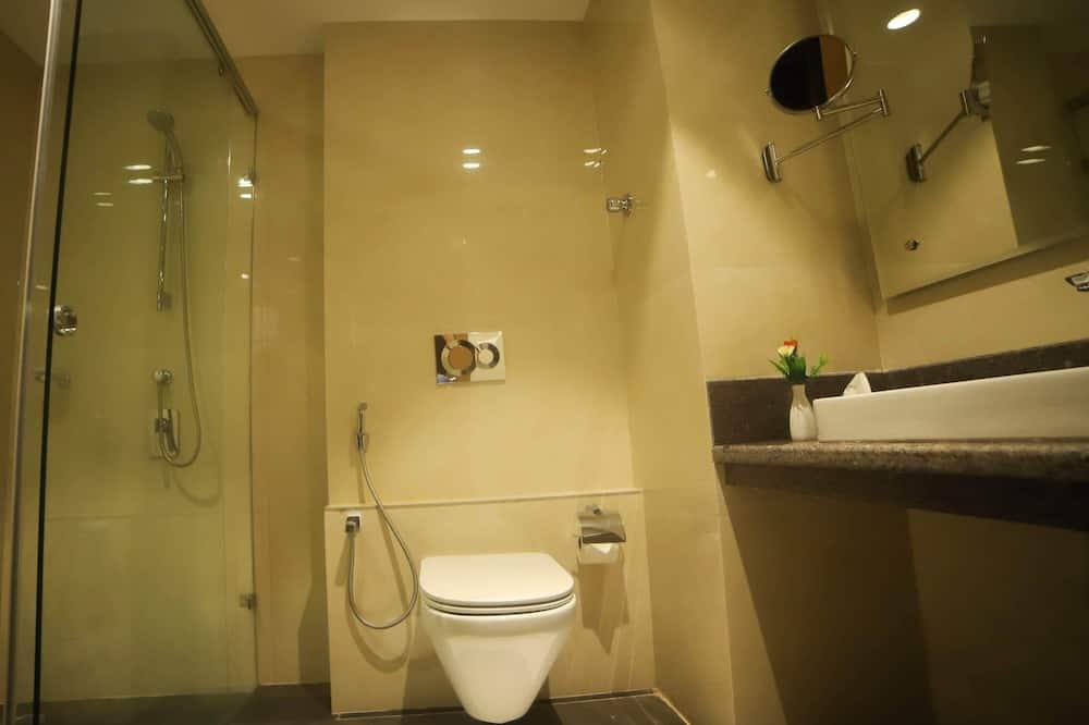 Kamar Bisnis - Kamar mandi