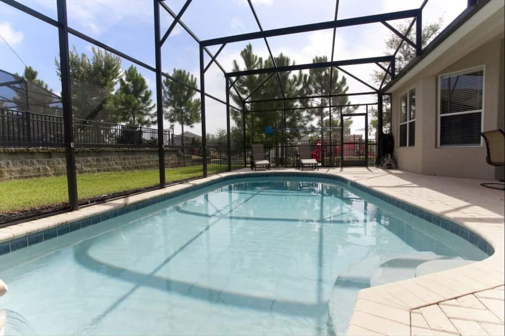 Huis, 5 slaapkamers - Zwembad