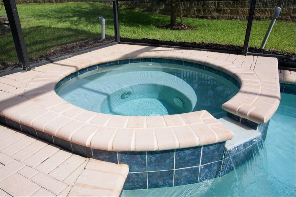 Huis, 5 slaapkamers - Spabad buiten