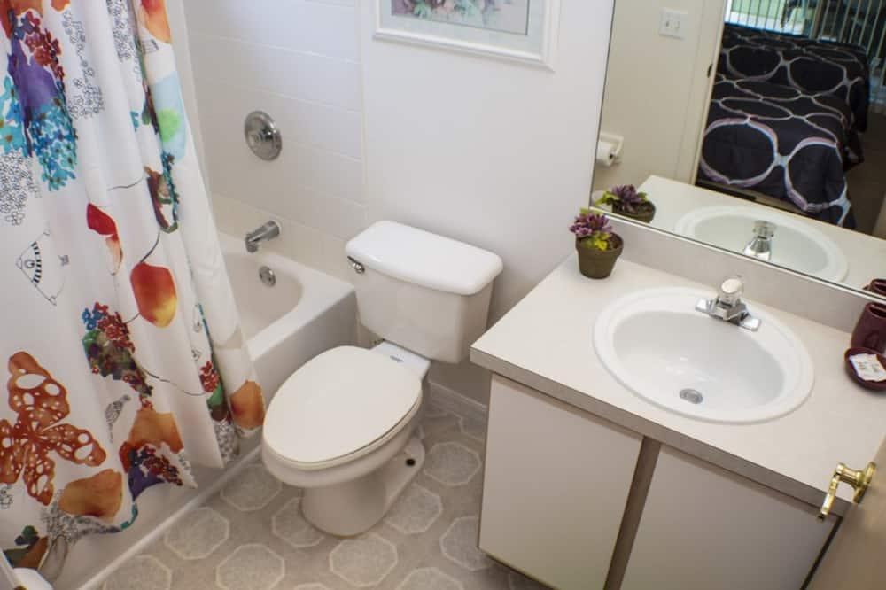 Byt, 3 spálne - Kúpeľňa