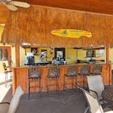 Townhome, 4 Bedrooms - Beach bar