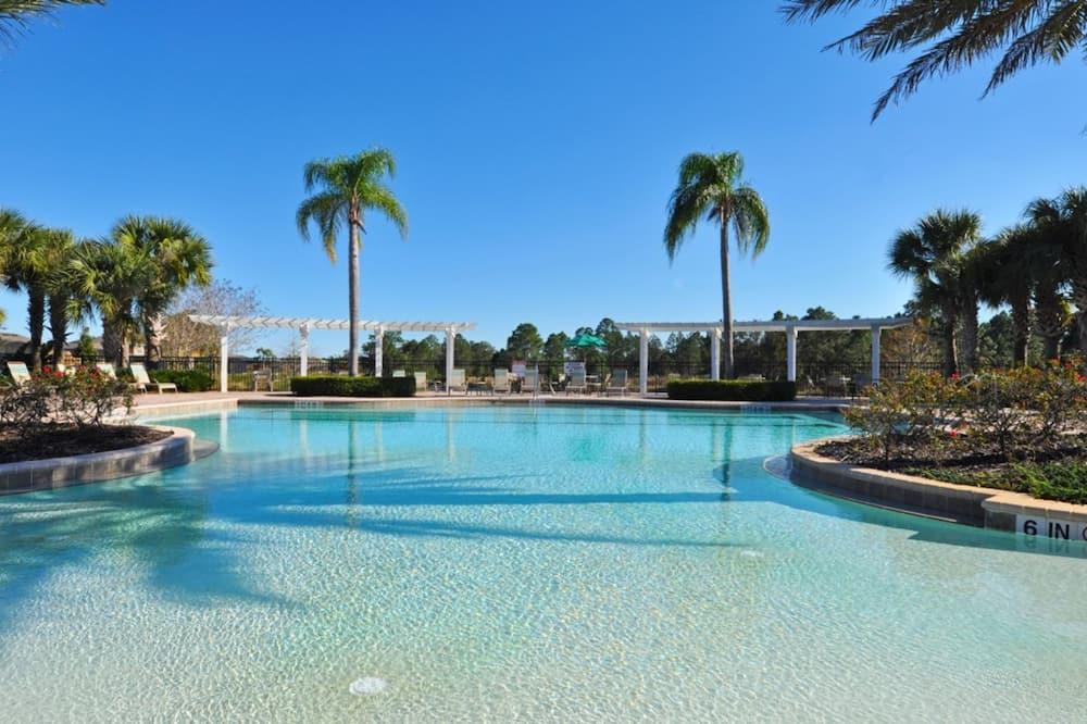 獨棟房屋, 6 間臥室 - 室外游泳池