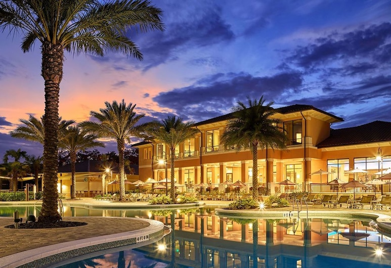 Regal Oaks 2604, Kissimmee, Townhome, 2 Bedrooms, Outdoor Pool
