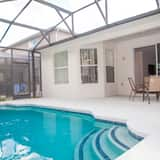 Ferienhaus, 4Schlafzimmer - Pool