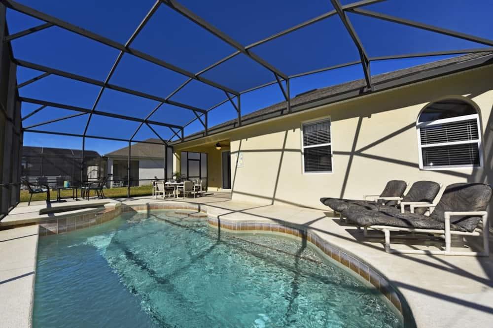 House, 3 Bedrooms - Indoor Pool
