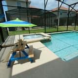 บ้านพัก, 6 ห้องนอน - สระว่ายน้ำ