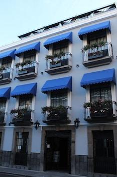 Puebla — zdjęcie hotelu Hotel Diana