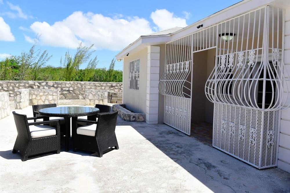 House, 2 Bedrooms, Garden View - Terrace/Patio