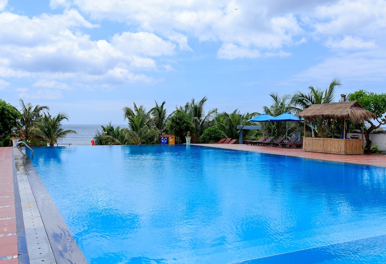 Tropical Ocean Villa & Resort, Ham Thuan Nam, อินฟินิตี้พูล