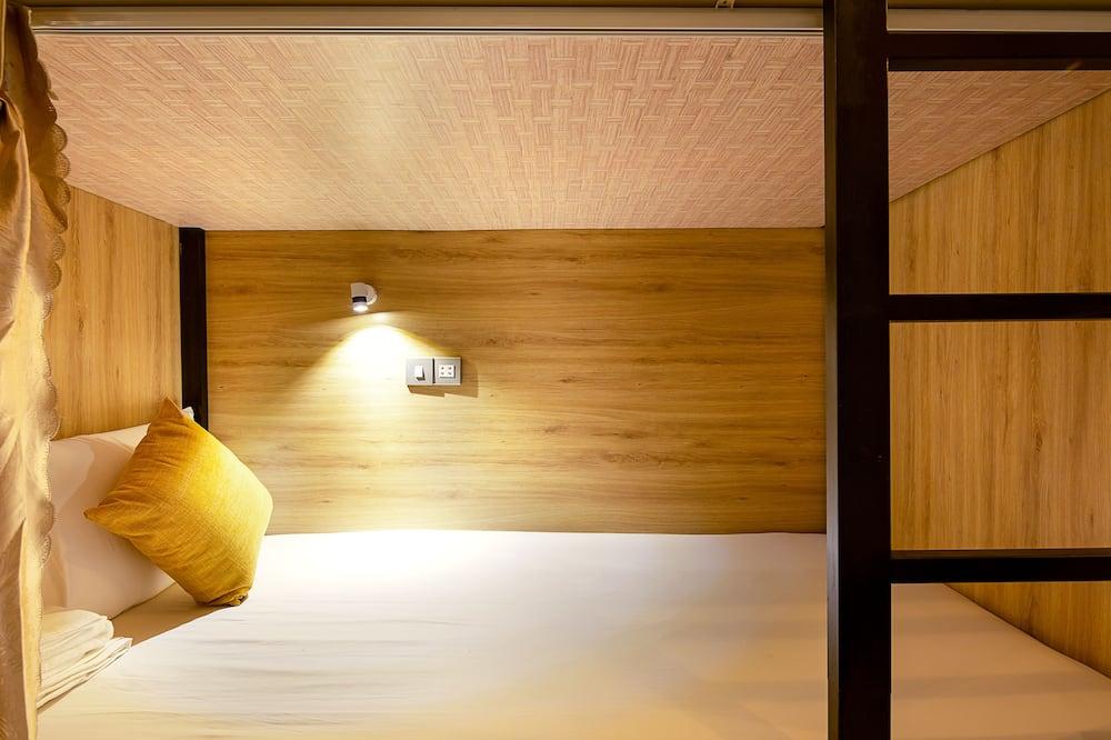 Gemeinsamer Basic-Schlafsaal, Gemischter Schlafsaal (12-Bed) - Zimmer