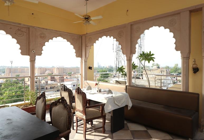 JustStay Mumtaz Mahal, Agra, Terrace/Patio