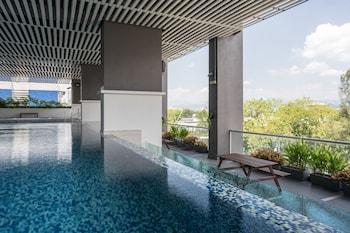 Gambar OYO Home 791 Luxury 2 Bedroom Vue Residence di Kuala Lumpur