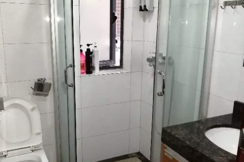 Exclusive Tek Büyük Yataklı Oda - Banyo