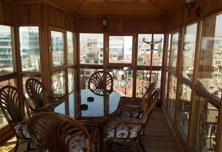 基拉里克艾維恩公寓酒店, 伊斯坦堡, 陽台