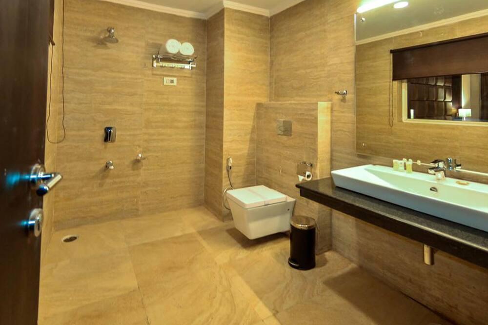 スーペリア ルーム キングベッド 1 台 シティビュー - バスルーム