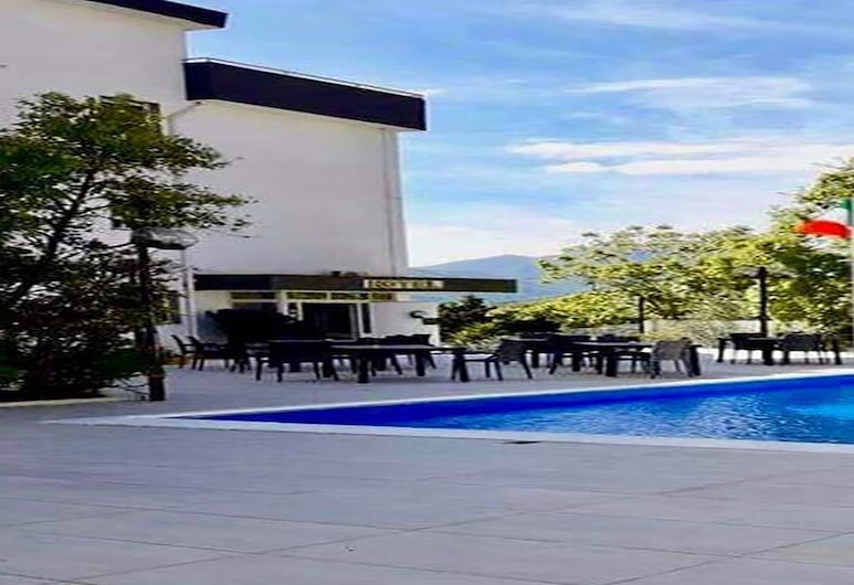 Hotel Sica, Montecorvino Rovella, Piscina all'aperto