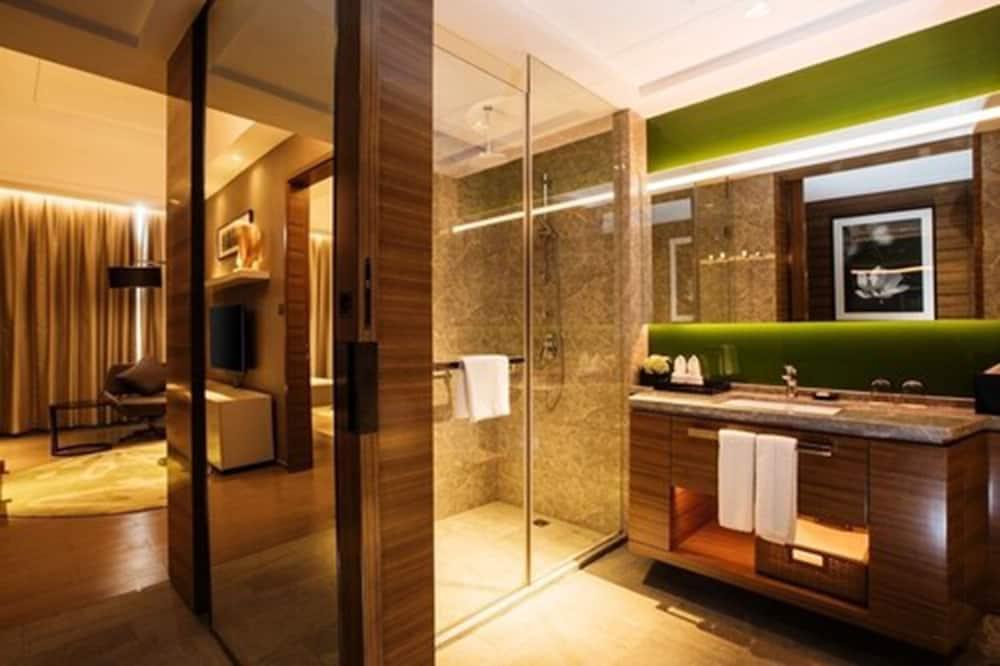 Suite (Twin Bed) - Badezimmer