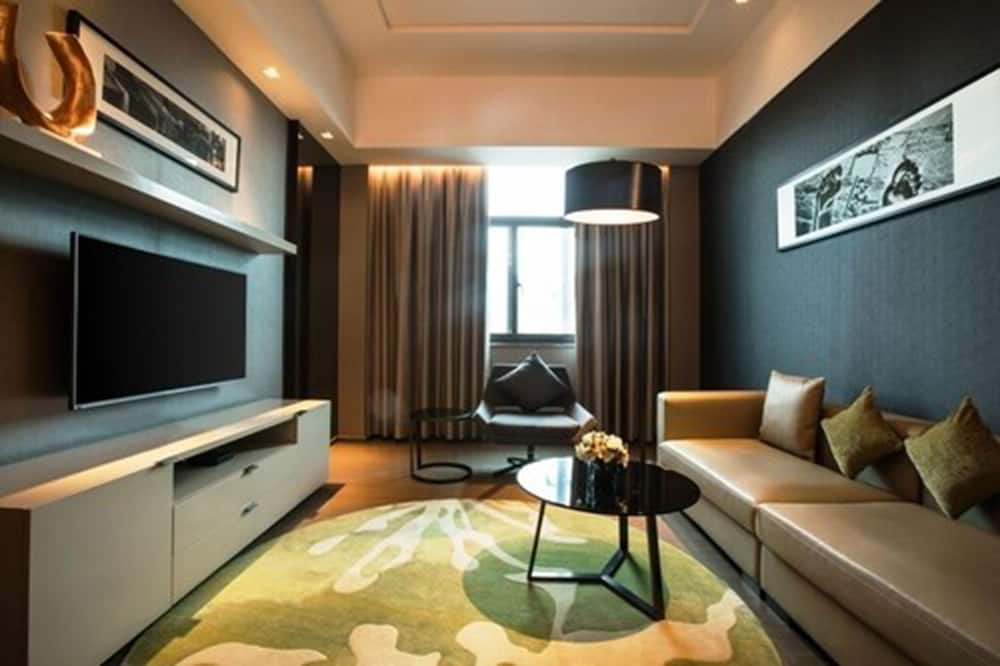 Suite (Twin Bed) - Wohnbereich