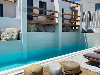 帕羅斯島桑達亞奢華套房飯店的相片