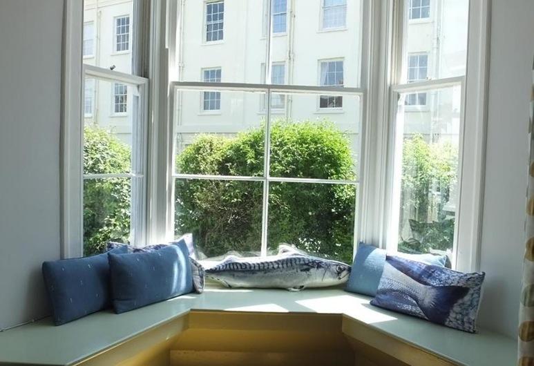 Albert View 2, Tenby, Maison (3 Bedrooms), Salle de séjour