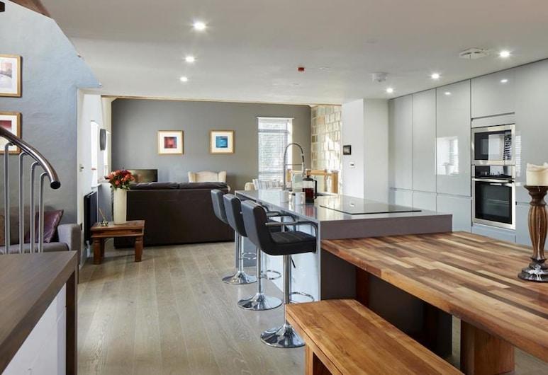 The Coach House, Tenby, Domek (2 Bedrooms), Obývací prostor