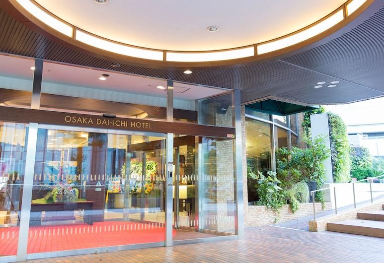 大阪第一酒店, 大阪, 酒店入口