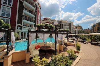 Image de Menada Apartments in Messembria Resort à Sunny Beach